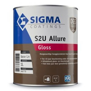 Sigma Allure gloss