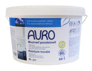 Auro Muurverf Porseleinwit
