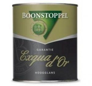 hoogglans exqua d'or boonstoppel