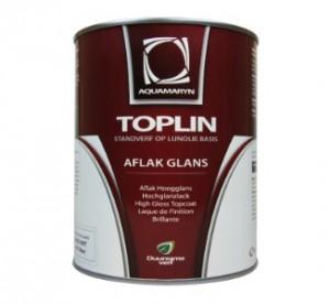 Aquamarijn Toplin aflak glans